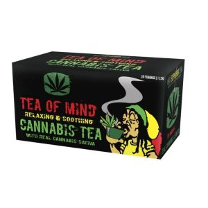 TEA OF MIND - Herbata Konopna - Euphoria 30 g